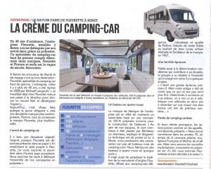 Journal de la Vendée fév 2016