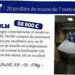 FLORIUM BAXTER 69LM - ESPRIT CAMPING-CAR N°73