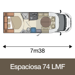 COLLECTION 2020 FLORIUM MAYFLOWER 74LMF