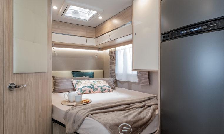 Camping Car Florium 6 M Baxter 60LG Chambre