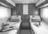 Camping Car Florium Mayflower 73LJF - Chambre