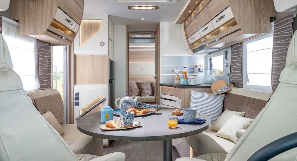 Camping Car Florium Wincester 75 LOFT Salon