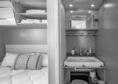 Camping Car Integral Court Fleurette Discover 65LMC Lit NB