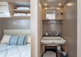 Camping Car Integral Moins 6m Florium Wincester 65LMC Chambre Sdb