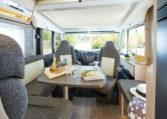 Camping Car Integral Moins 6m Florium Wincester 65LMC Salon