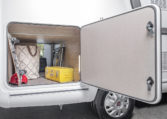 Camping Car Lit Central Florium Mayflower 65LCX Soute