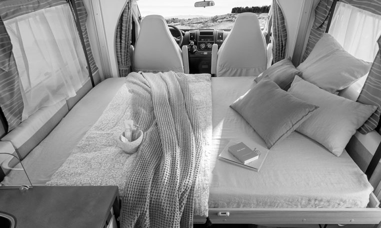 Camping Car Moins De 7m Fleurette Magister 69LO Lit Rabaisse