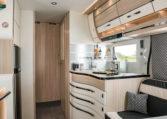 Camping Car Salon Arriere Florium Wincester 75LOFT Cuisine