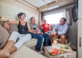 Camping Car Salon Arriere Florium Wincester 75LOFT - maxi Salon