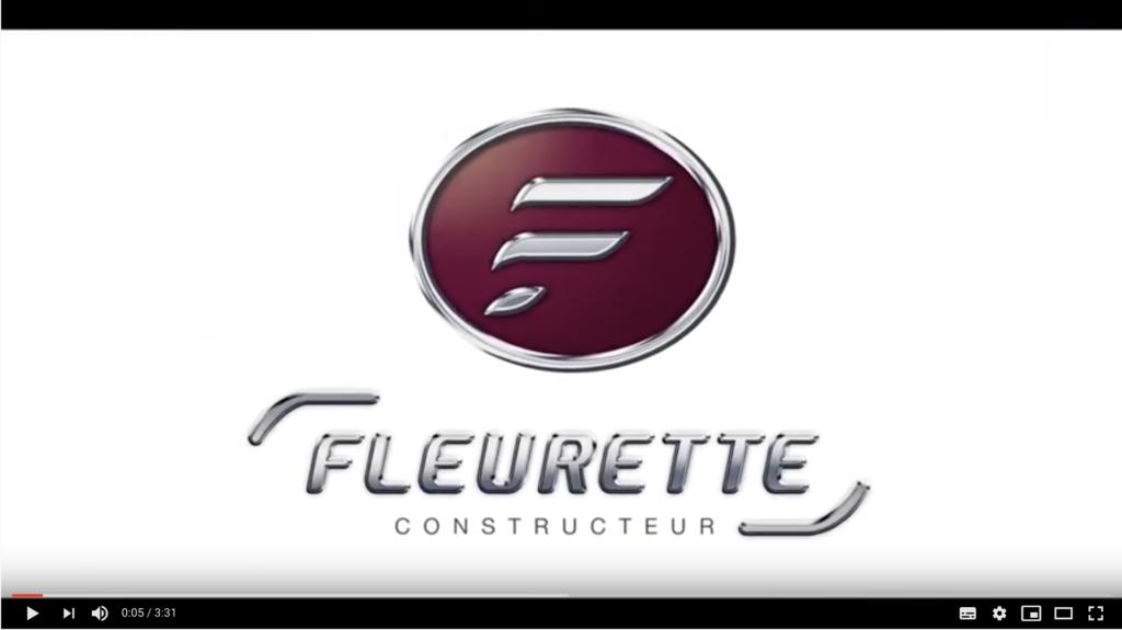 Nouvelle vidéo Fleurette Constructeur