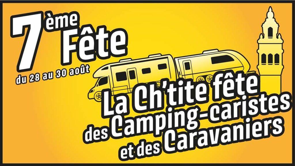 Evènement camping-car au show room Lestringuez Camping-cars (59)