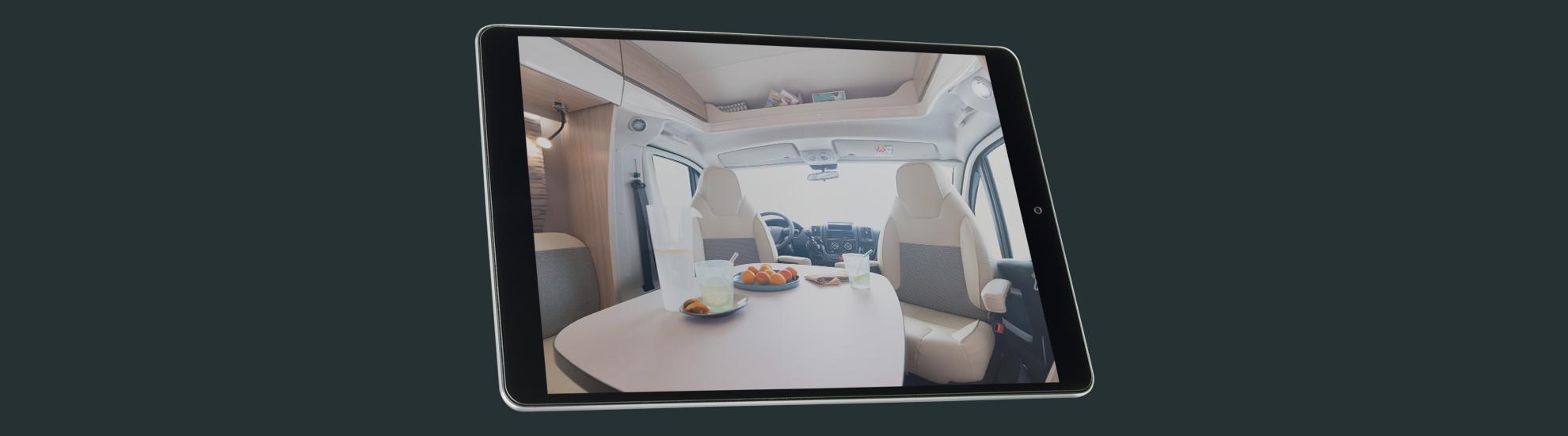 Fleurette Florium - Visites Virtuelles 360 - Camping Car