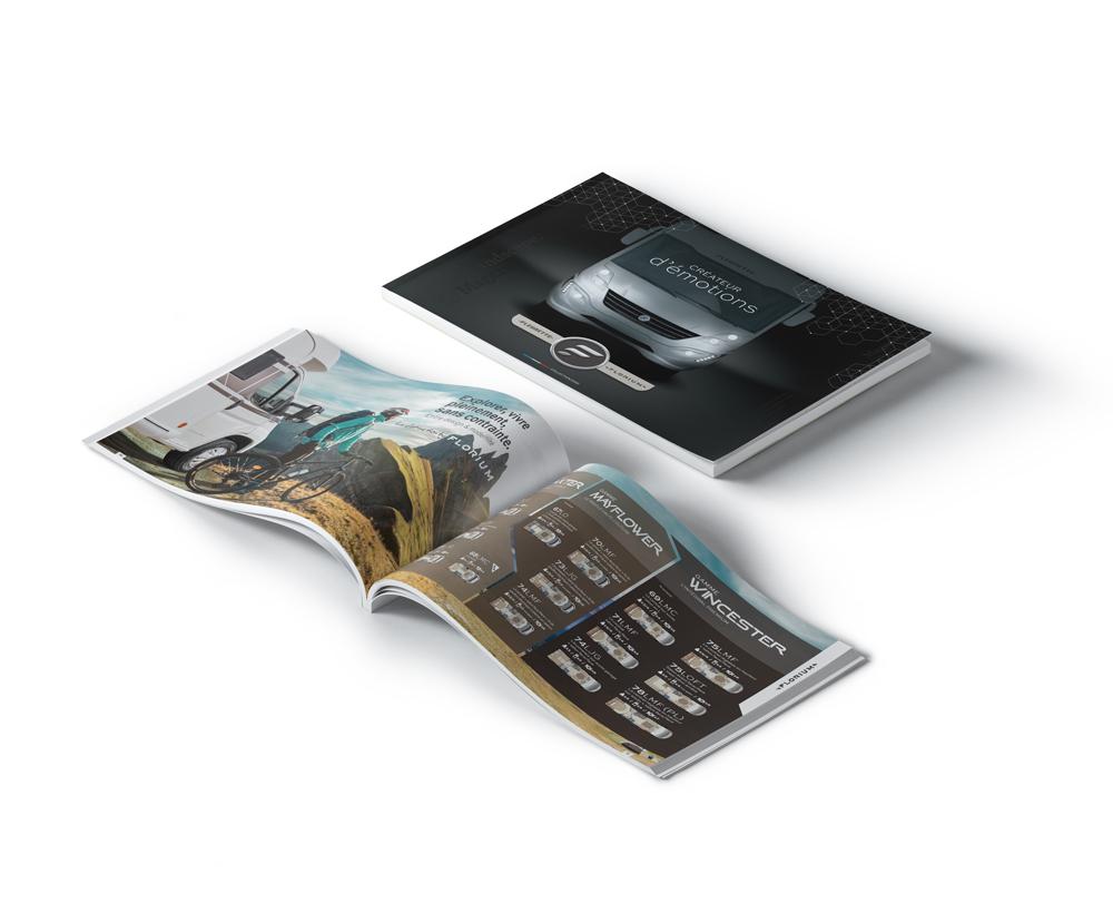 Catalogue camping-car Fleurette-Florium - Collection 2022