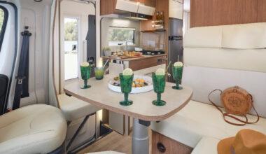 Fleurette Florium Camping Car Migrateur 68lmc Salon